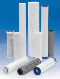 Industrial Filter Cartridges - Shelco Filters